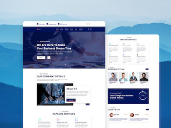 Kalista – Free Bootstrap Business Template